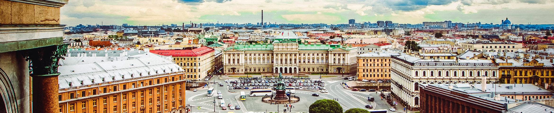 Санкт-Петербург девичий