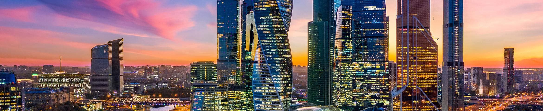 Москва на высоте