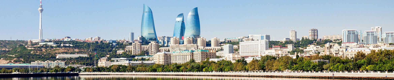 Баку и окрестности
