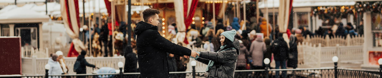 Инста-локации для романтичных фото в Москве