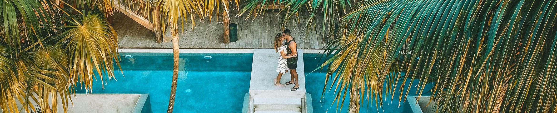 Что взять с собой в романтическую поездку. Honeymoon