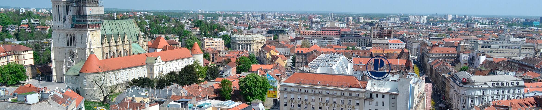 Загреб и окрестности
