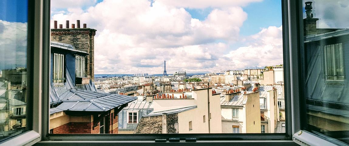 Франция в квартире