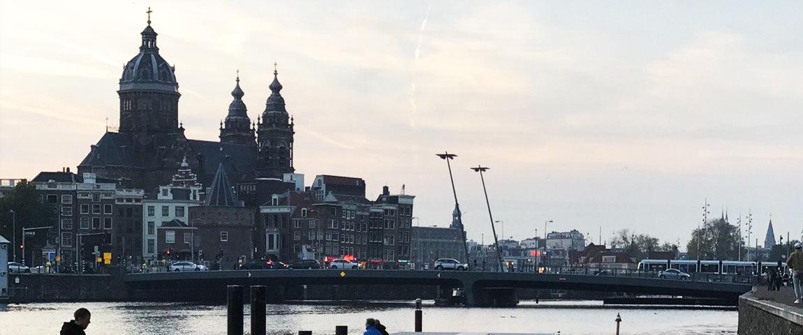 Нидерланды в квартире