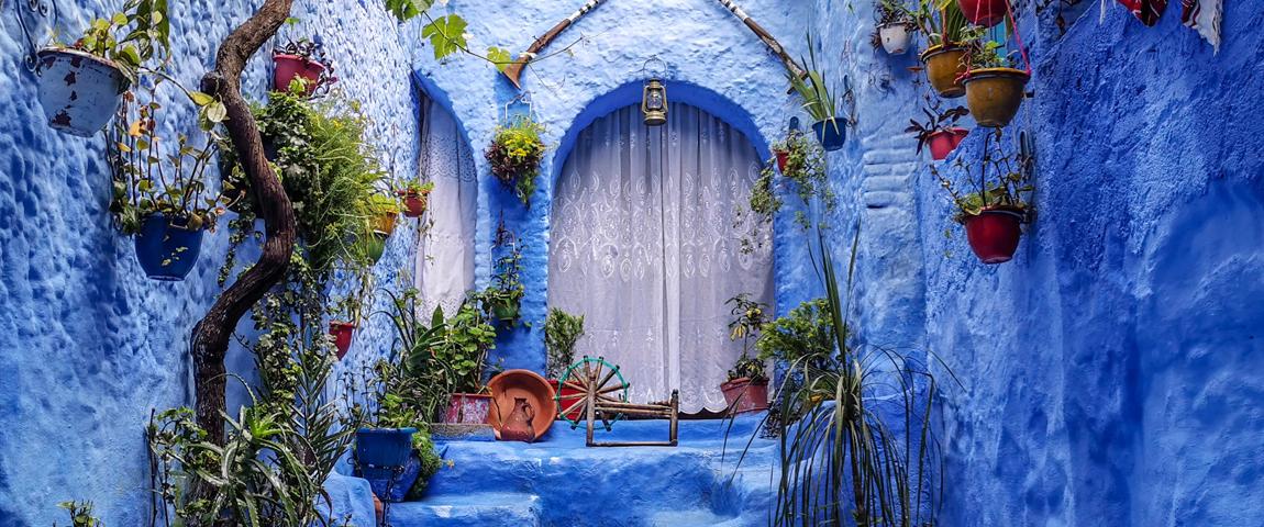 Марокко в квартире