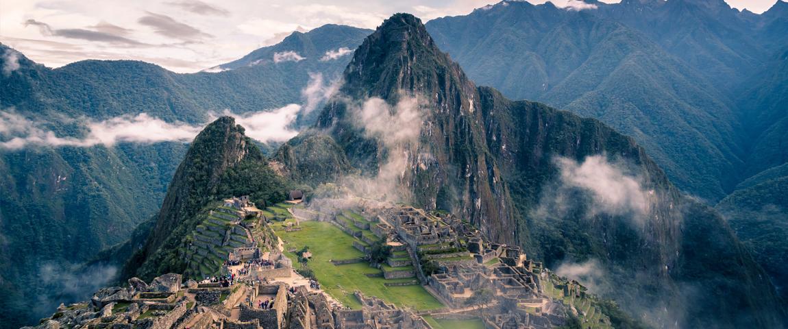 Перу в квартире