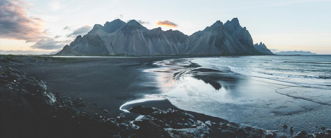 Исландия в квартире