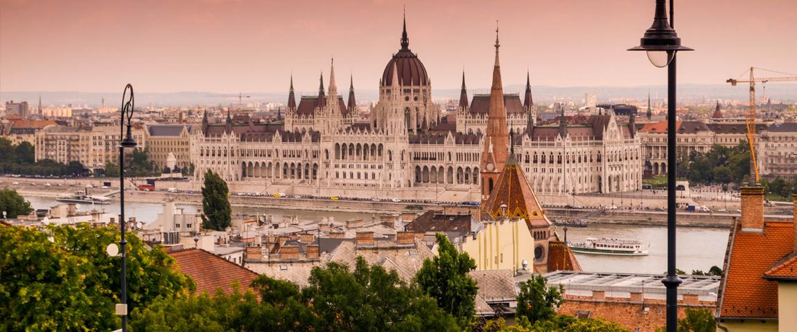 Венгрия в квартире